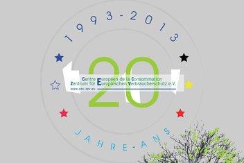 Couverture du rapport annuel 2013 du CEC.